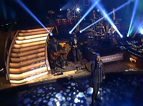 tv total - live mit den heavytones