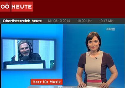 ORF TVTHEK Alles immer möglich Tour 2014