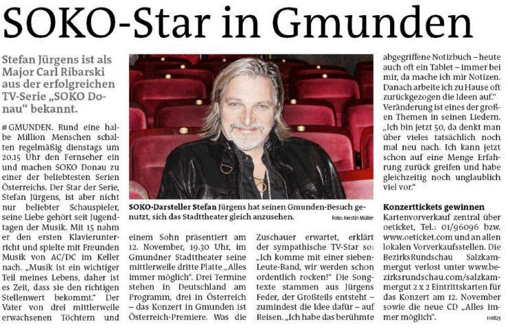 soko star in gmunden